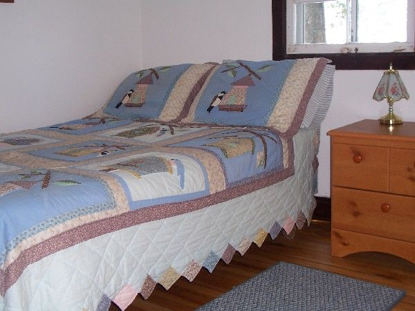 Beach House cottage bedroom